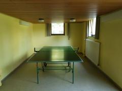 KB-Tischtennisraum